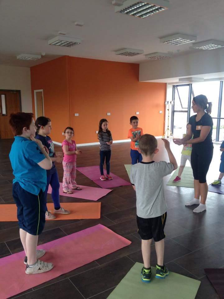 Junior Pilates Image