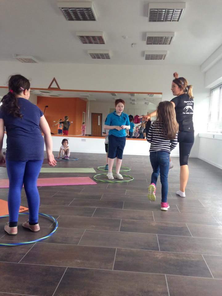Junior Pilates
